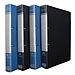 國譽 2孔D型文件夾 (藍)  EB0908B