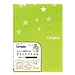 國譽 CAMPUS分類文件夾 (綠) A4(A3)  FU-C755LG