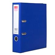 齐心 半包胶档案夹 (蓝) A4/3寸  A106A