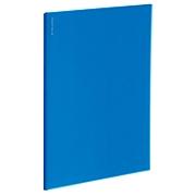 國譽 NOVITA α可替換型口袋式收納冊 (藍) A4-S 24袋  RA-NF24B
