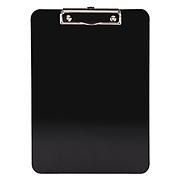 易達 記事板夾 (黑) A4  40003
