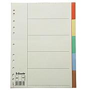 易達 彩色膠質分類索引 (彩色) 5級  44877