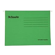 易達 快撈文件袋 (綠) A4 25個/盒  393121