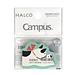 国誉 Campus可替换式意匠便签(替芯) (猫) 45*35mm*20张/条  WSG-MEKS01-91