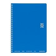 國譽 Campus軟線圈PP面點線筆記本 (藍) A5/50頁  SU-SV331BT-B