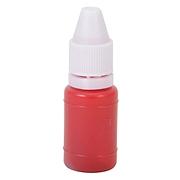 得力 印油 (紅)  9873