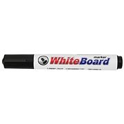 白金 白板筆 (黑) 10支/盒  WB-300