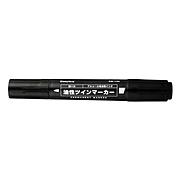 易優百 油性大雙頭記號筆 (黑) 10支/盒  EB-150