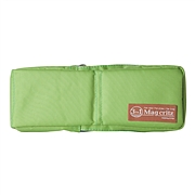 國譽 Mag Critz筆袋 (黃綠)  WSG-PC32-YG