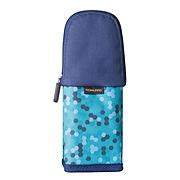 国誉 Critz-R笔袋 (迷彩蓝)  WSG-PC42-3