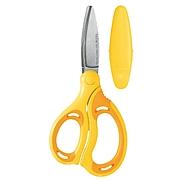 国誉 儿童剪刀(左手专用) (黄) 刃长:55mm  HASA-PL270Y