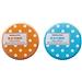 國譽 盒裝雙面膠 (淺藍/橘) 本體  WSG-CM312