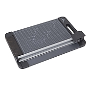 杰麗斯 切紙刀 (深灰) A4  959-3