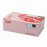 易優百 回形針 (銀色) 28mm 1000枚/盒  EY28
