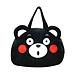 酷MA萌 手拎袋-驚訝款黑色  K11AV0016-1
