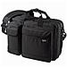 山业 单双肩大容量商务电脑包 (黑) 15.6英寸 26L  200-BAG081