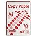 COPY PAPER 進口木漿復印紙 5/包  A4 70g