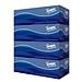 得宝 盒装面巾纸天然无味 3层*90抽/盒 4盒/提  T2274