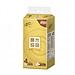清风 原木金装3层小规格130抽抽取式面巾纸 4包/提  BR43AO1