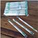 奇正 一次性圆头熊猫竹筷(带牙签) 100双/包 20包/箱