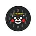 酷MA萌 卡通時鐘 (黑)  K14DR0073-1
