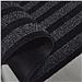 丽施美 雅福刮沙除尘吸水条纹地垫 (黑灰) 1.0*1.5m  TPYF10-100150