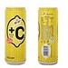 怡泉 +c檸檬味汽水 330ml*24罐/箱