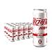 可口可乐 纤维+无糖零卡汽水碳酸饮料 330ml*24罐