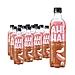 可口可乐 小宇宙AH—HA 0糖0卡0脂 气泡水汽水饮料 480ml*12瓶  白桃乌龙茶味