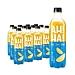 可口可乐 小宇宙AH—HA 0糖0卡0脂 气泡水汽水饮料 480ml*12瓶  柚子海盐味