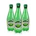 巴黎水 天然矿泉水塑料瓶装箱装 500ml*24瓶  原味