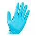 金佰利 G10丁腈手套 (蓝) L 100只/盒  57373