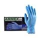 愛馬斯 一次性丁腈手套 (藍) L 100只/盒  APFNC46100