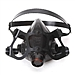 霍尼韋爾 硅膠半面型防護面罩 中號  770030M