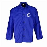 威特仕 狐貍防火阻燃焊接服 (藍) L  33-6830
