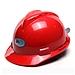 安吉安 安全帽 (紅)  2A型
