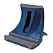 安尚 筆記本電腦健康托架 (藍)  NBS-03