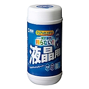 山業 液晶屏幕清潔巾  CD-WT4N-C