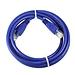 包爾星克 KATE-5 五類銅包鋁圓網線 (藍) 2m  UTP5-02