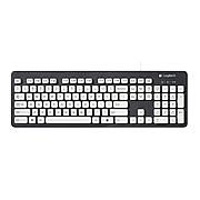 羅技 有線水洗鍵盤  K310
