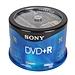 索尼 DVD+R刻錄盤 4.7GB 50片/筒  DVD+R 50DPR47