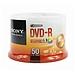 索尼 DVD-R光盤/刻錄盤 50片/筒 可打印  16速4.7G