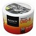 索尼 DVD-R光盤/刻錄盤 50片/筒 環保裝  16速4.7G