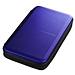 山业 抗压抗震蓝光CD包 56片 (蓝色)  FCD-WLBD56BL