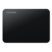 東芝 2.5英寸移動硬盤(USB3.0) (黑) 2T  新黑甲蟲A3系列