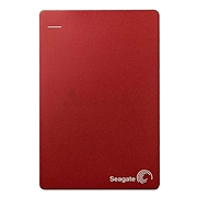 希捷 Backup Plus睿品(升級版)2.5英寸 USB3.0移動硬盤 (紅) 1TB  STDR1000303