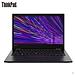 联想 ThinkPad 13.3英寸商用笔记本电脑 (黑色) i5/16G/512G  L13