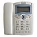 飞利浦 来电显示普通电话机 (白)  TD-2816D