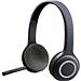羅技 無線頭戴式耳機耳麥 (黑色)  H600