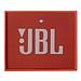 JBL 无线蓝牙通话音响 便携式户外迷你音响 (活力橙)  GO